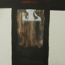Aveuglement 2013 Acrylique et techniques mixtes sur toile 48''X36''