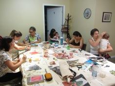 Ateliers communautaires / Centre d'aide à la famille