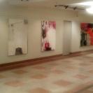 Vue de l'exposition Les impostures, Le Gesù 1200 rue de Bleury, Montréal